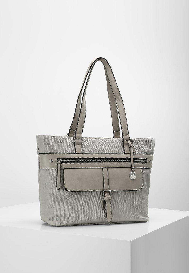 L. CREDI - CEZELIA  - Tote bag - grey