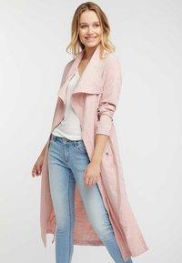 DreiMaster - Trenchcoat - pink - 0