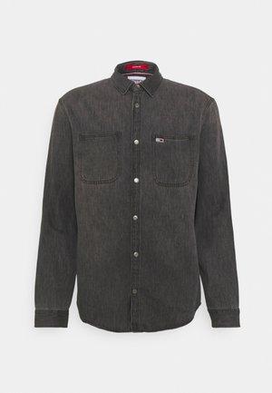 CLASSIC - Shirt - black denim