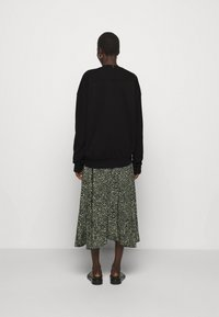 Proenza Schouler White Label - MODIFIED RAGLAN SOLID - Sweatshirt - black - 2