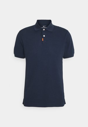 THE SLIM  - Polo shirt - obsidian