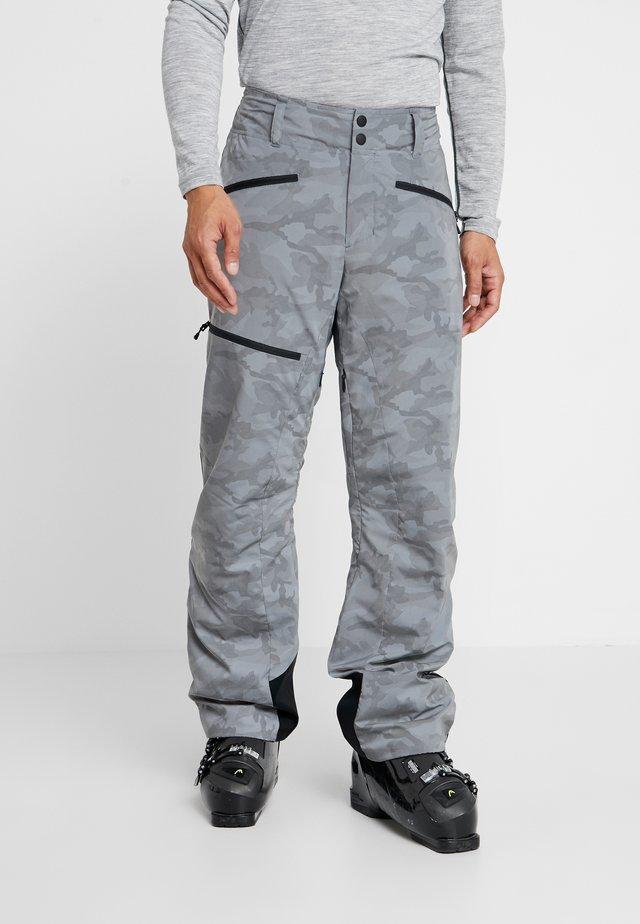 RON - Pantaloni da neve - grey