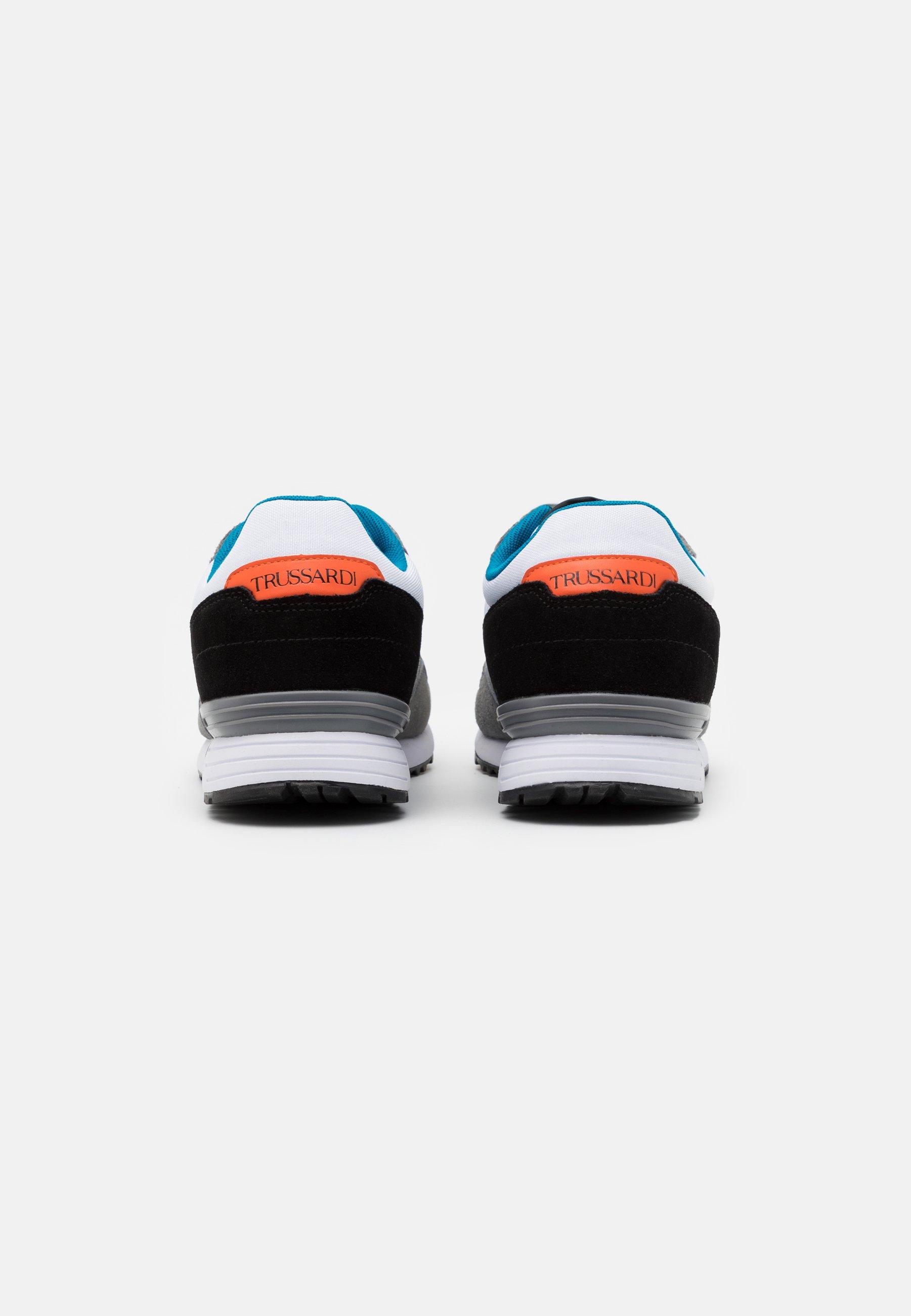 Trussardi PENTAS - Sneaker low - grey/grau - Herrenschuhe WmkH6