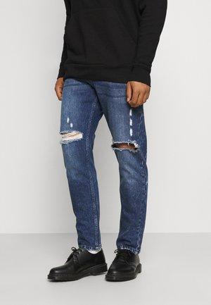 DETRIOT - Jeans a sigaretta - blue