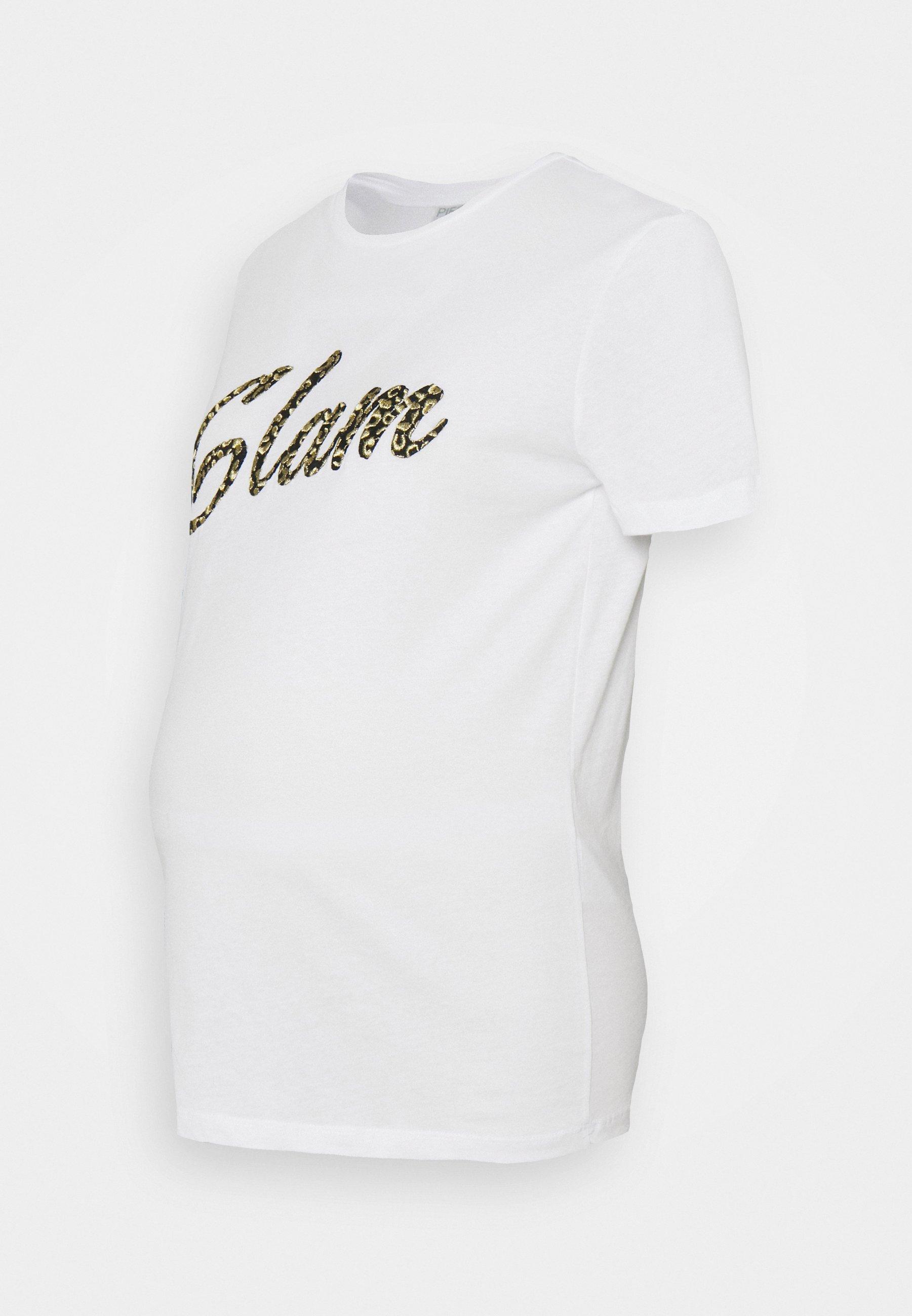 Damen PCMKIROLA TEE - T-Shirt print