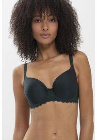 mey - PACER - Underwired bra - dark green - 0