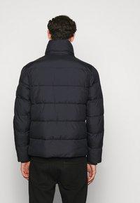 Blauer - GIUBBINI CORTI IMBOTTITO OVAT - Winter jacket - dark navy - 3