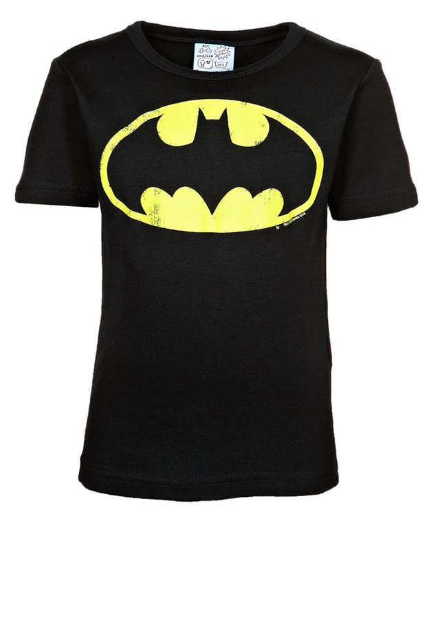 BATMAN - Print T-shirt - black