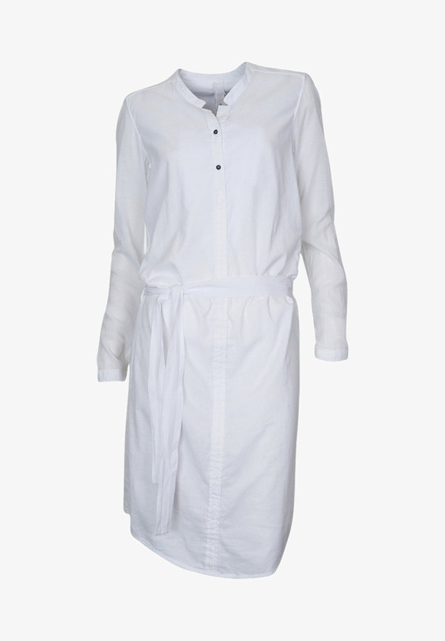 BUZZER  - Shirt dress - weiss