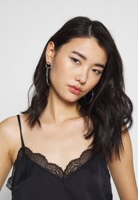Abercrombie & Fitch - LINGERIE CAMI UPDAT - Top - black - 3