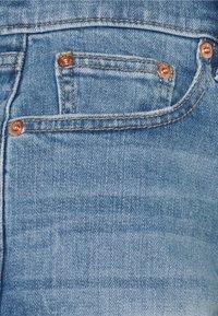 Gap Tall - 5 INCH MR COOPER - Denim shorts - medium indigo - 2