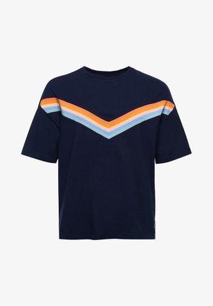 T-shirt z nadrukiem - nautical navy