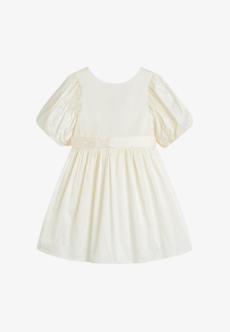 Next - IVORY TAFFETA BRIDESMAID  - Vestido de cóctel - white