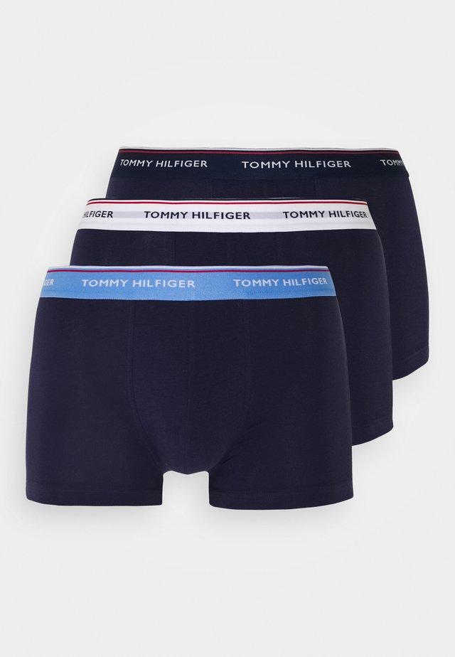 TRUNK 3 PACK - Onderbroeken - dark blue