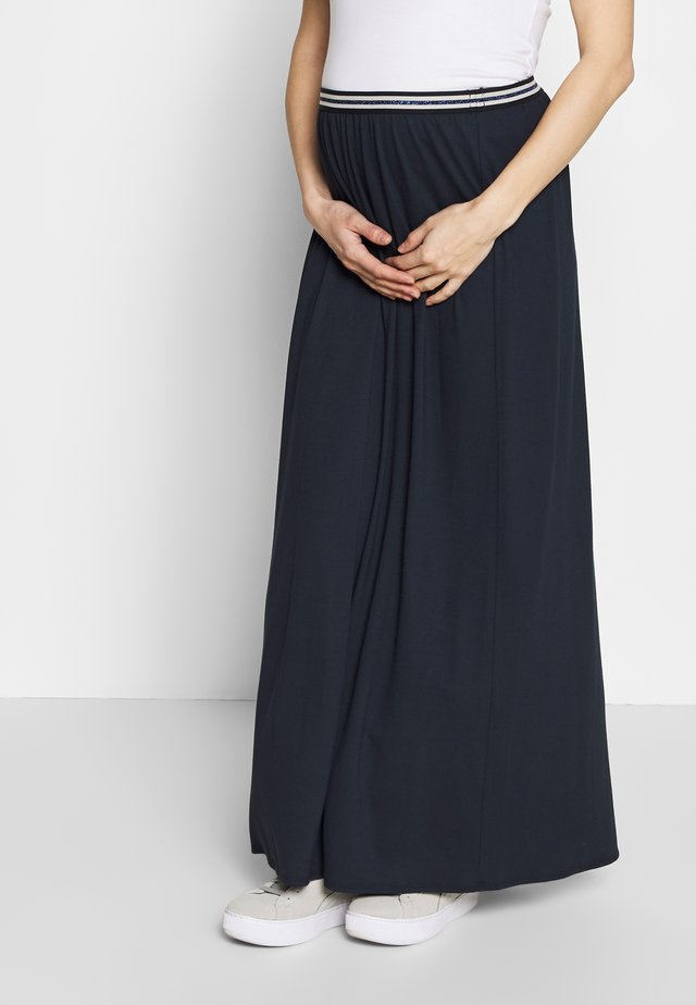 SKIRT CARMEN - Maxi skirt - night sky