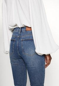 Object Tall - HANNAH  - Jean slim - medium blue denim - 3