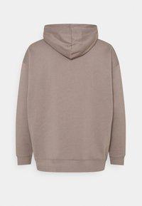 RETHINK Status - UNISEX HOODY EMBROIDERED - Sweatshirt - stormfront - 1