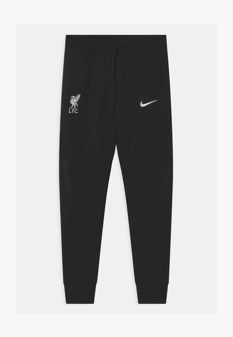 Nike Performance - LIVERPOOL FC UNISEX - Club wear - black/white