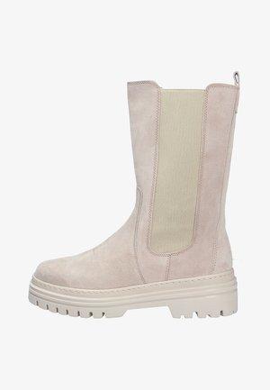 Platform ankle boots - desertpanna