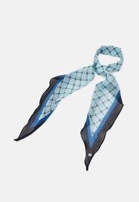 Esprit - COO MONOGRAM - Foulard - light blue - 0