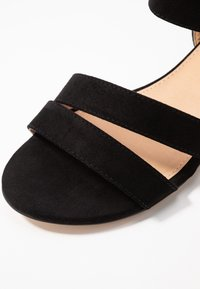 Office Wide Fit - MARIA WIDE FIT - Sandals - black - 2