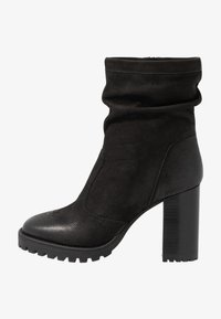 Steven New York - ELVIRA - Kotníková obuv na vysokém podpatku - black - 1