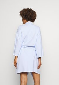 Marks & Spencer London - DRESSING GOWN COVER UPS - Dressing gown - light blue - 2
