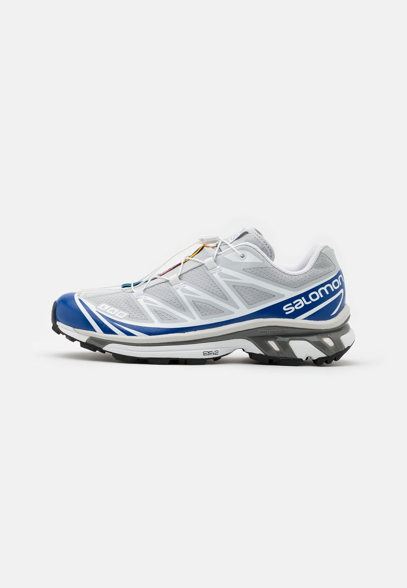 Salomon - SHOES XT-6 ADV UNISEX - Sneakers basse - pearl blue/white/surf web