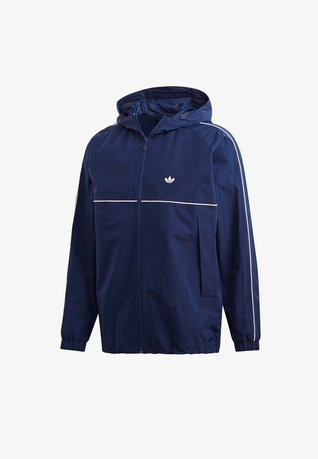 Training jacket - blau