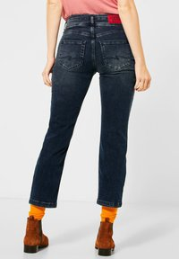 Street One - STRAIGHT LEG  - Slim fit jeans - blau - 2