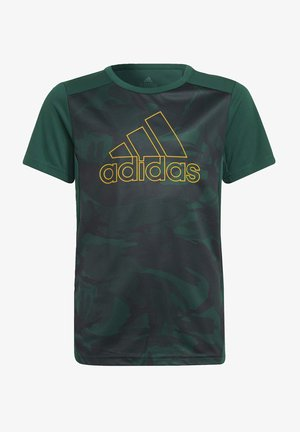 B SEAS TEE - Camiseta estampada - green