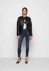 Patrizia Pepe - Down jacket - shiny black - 1