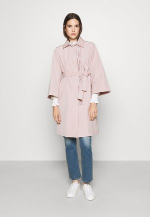TOLEDO - Short coat - powder pink