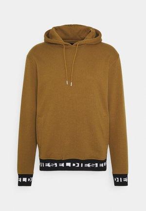 BRANDON - Hoodie - mustard