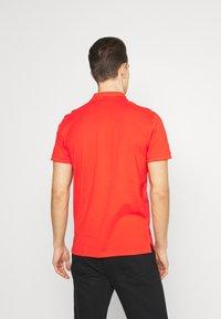 GANT - THE ORIGINAL RUGGER - Polo shirt - lava red - 2