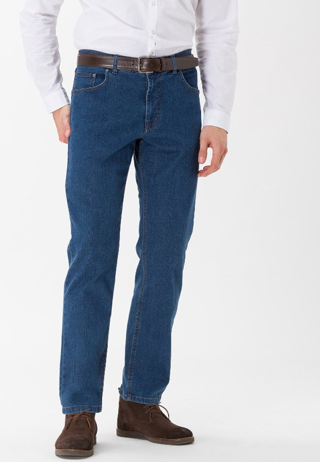 STYLE CARLOS  - Jeans Straight Leg - blue blue