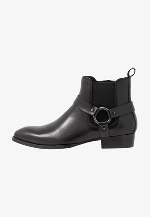 WYTH - Korte laarzen - black