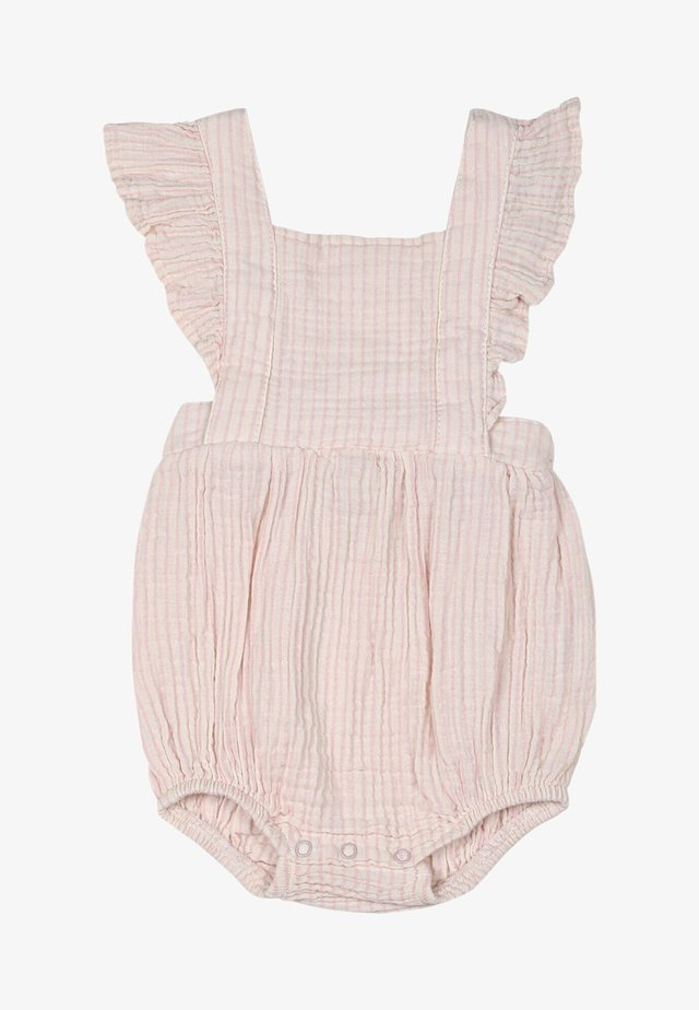 Overall / Jumpsuit - light pink