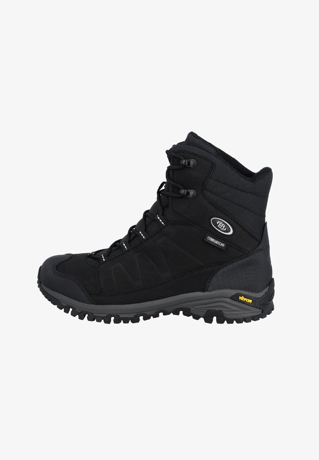 KIRKENES - Lace-up ankle boots - schwarz