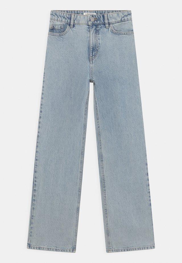 LALEH - Straight leg jeans - light denim