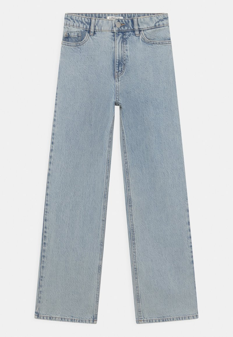 Lindex - LALEH - Jeans Straight Leg - light denim