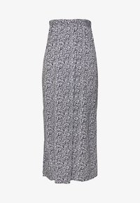 ICHI - IHMARRAKECH - Maxi sukně - total eclipse - 0