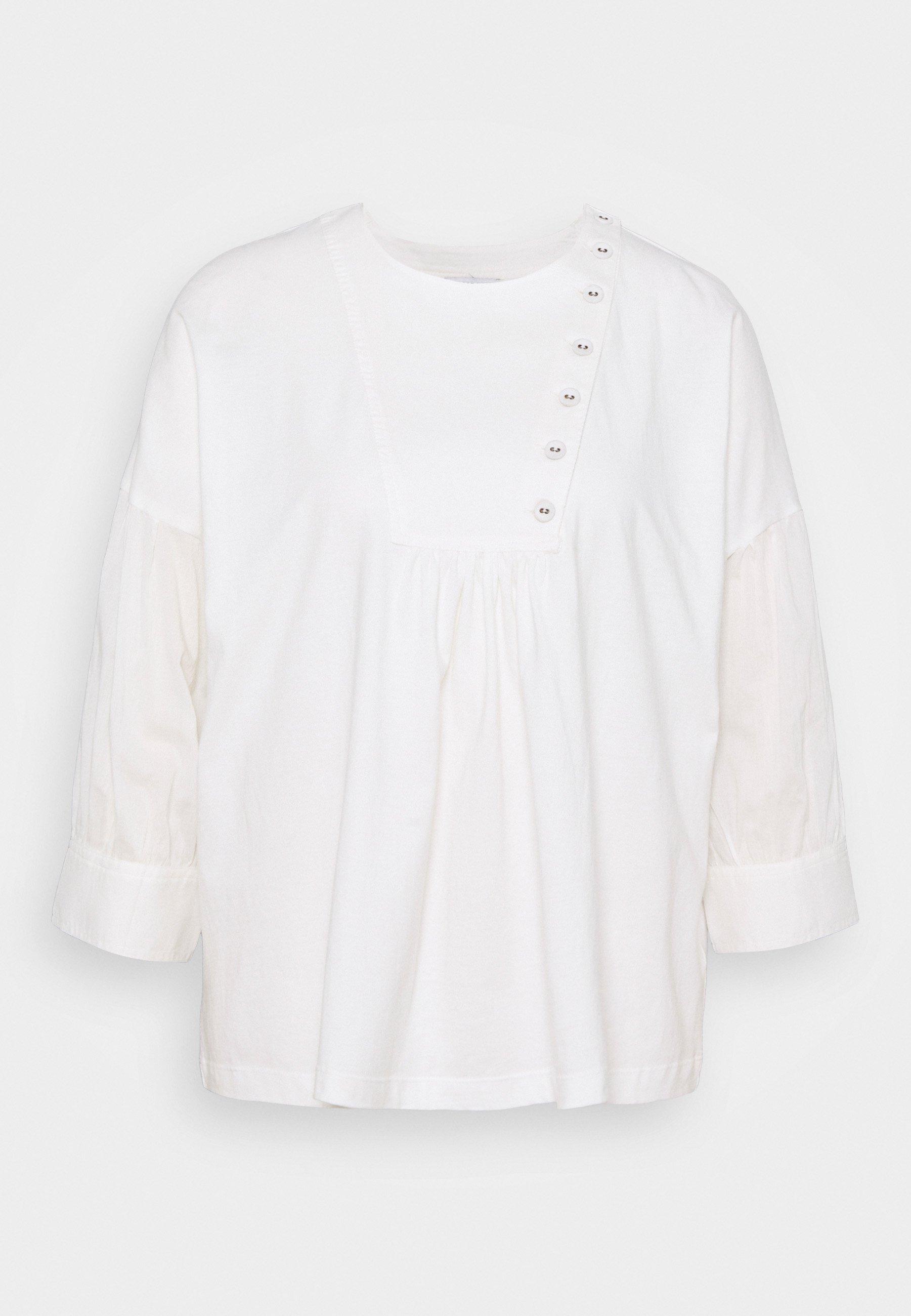 Women ORGANIC MIXED - Long sleeved top