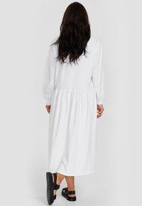 Cotton Candy - Maxi dress - weiss - 1