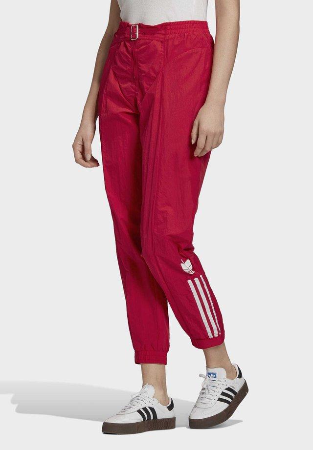 PAOLINA RUSSO - Pantaloni sportivi - scarlet