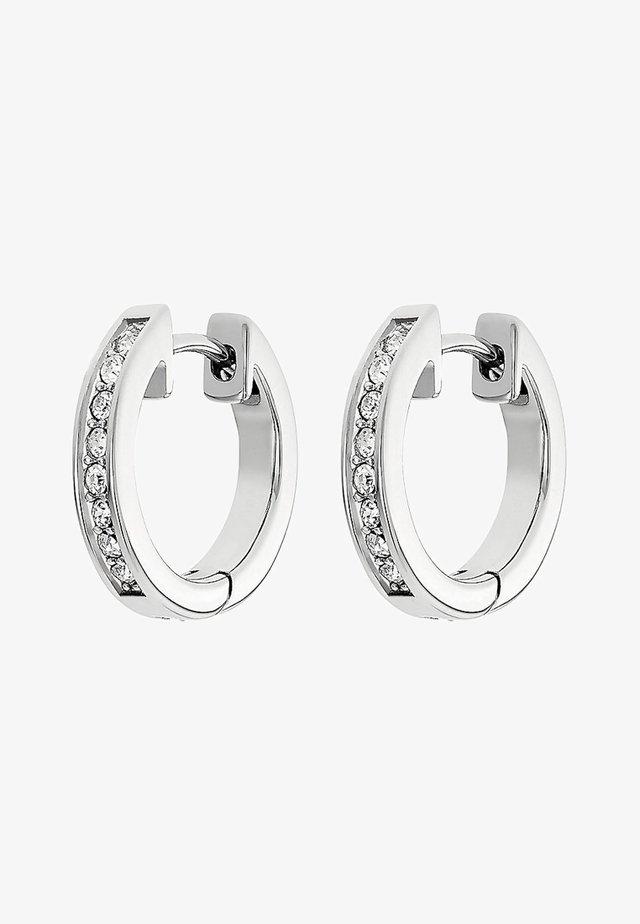 CREOLE - Earrings - silver coloured