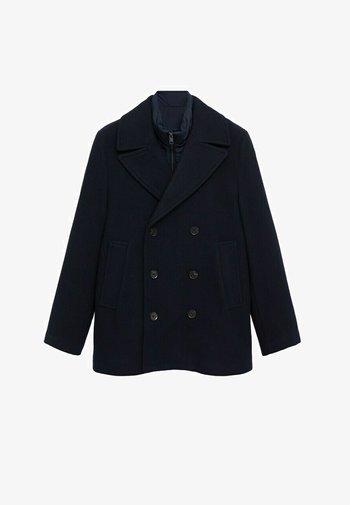 MODRONE-I - Short coat - dunkles marineblau