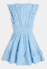 Guess - VOLANTS - Day dress - blau - 1