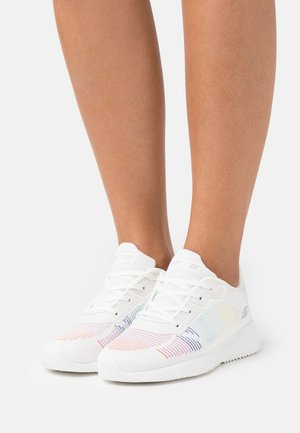 BOBS SQUAD - Trainers - white/pastel rainbow