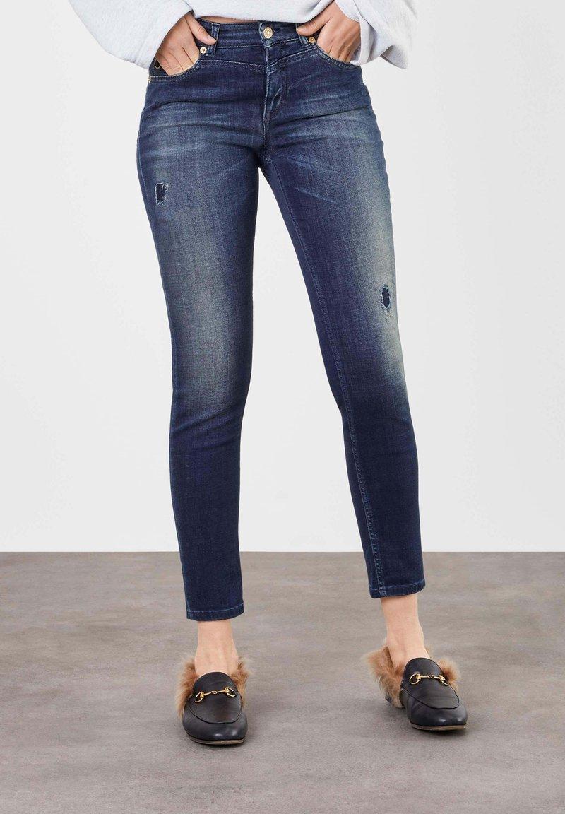 MAC Jeans - Slim fit jeans - blue